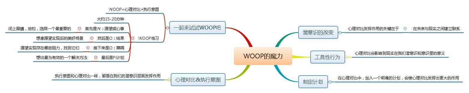 《《WOOP思维心理学》》